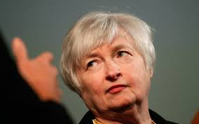 Yellen Comments about Interest Hike Roils Markets, Drives Stocks Down