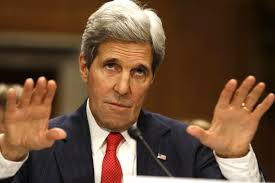 Kerry Meets with Gov't Official, Pleas for Peace in South Sudan