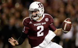 Johnny Manziel Slides to 22nd as Cleveland Browns Select Controversial QB in 2014 NFL Draft