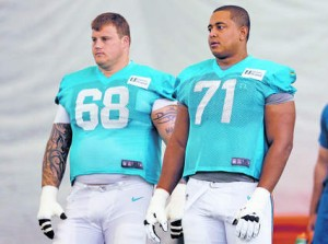 Richie Incognito Won't Play for Dolphins for Rest of 2013 Season