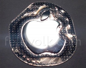 iPhone 6 Features – Recessed Volume Buttons, Liquidmetal Logo Included?