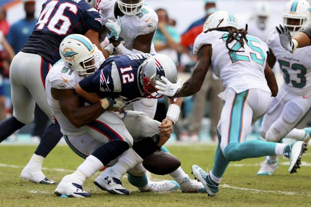 Miami Dolphins Upset New England Patriots, Pull Off Convincing 33-20 Win