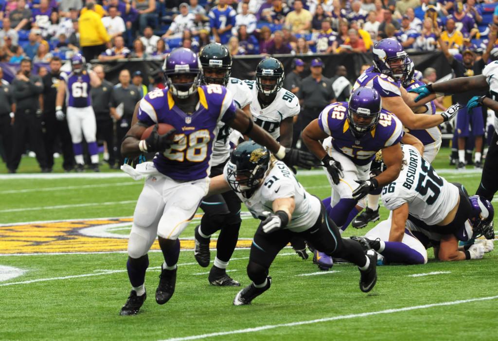 Minnesota Vikings Reinstate Adrian Peterson Ahead of Week 3 NFL Games