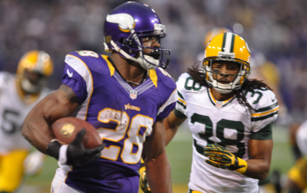 Adrian Peterson Could Face More Child Abuse Raps in Separate Case