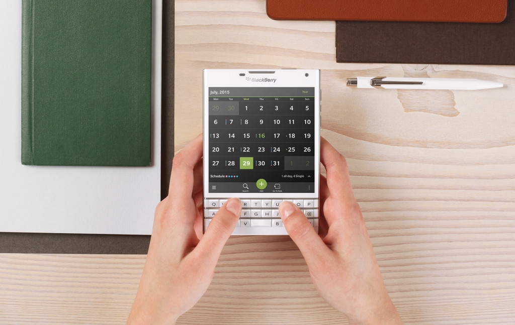 BlackBerry CEO Confirms Price of New Flagship Passport