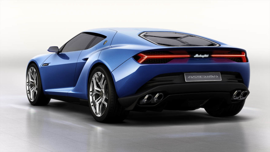 Lamborghini Asterion Makes its Debut as Unique New Hybrid Supercar