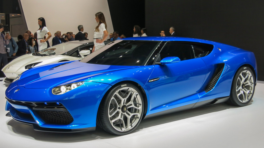 Despite Asterion, Lamborghini CEO Says He's Not Interested in Hybrids at the End of the Day