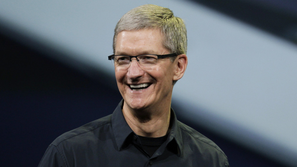 "Open Letter from Apple CEO Tim Cook Says He's ""Proud to Be Gay"""