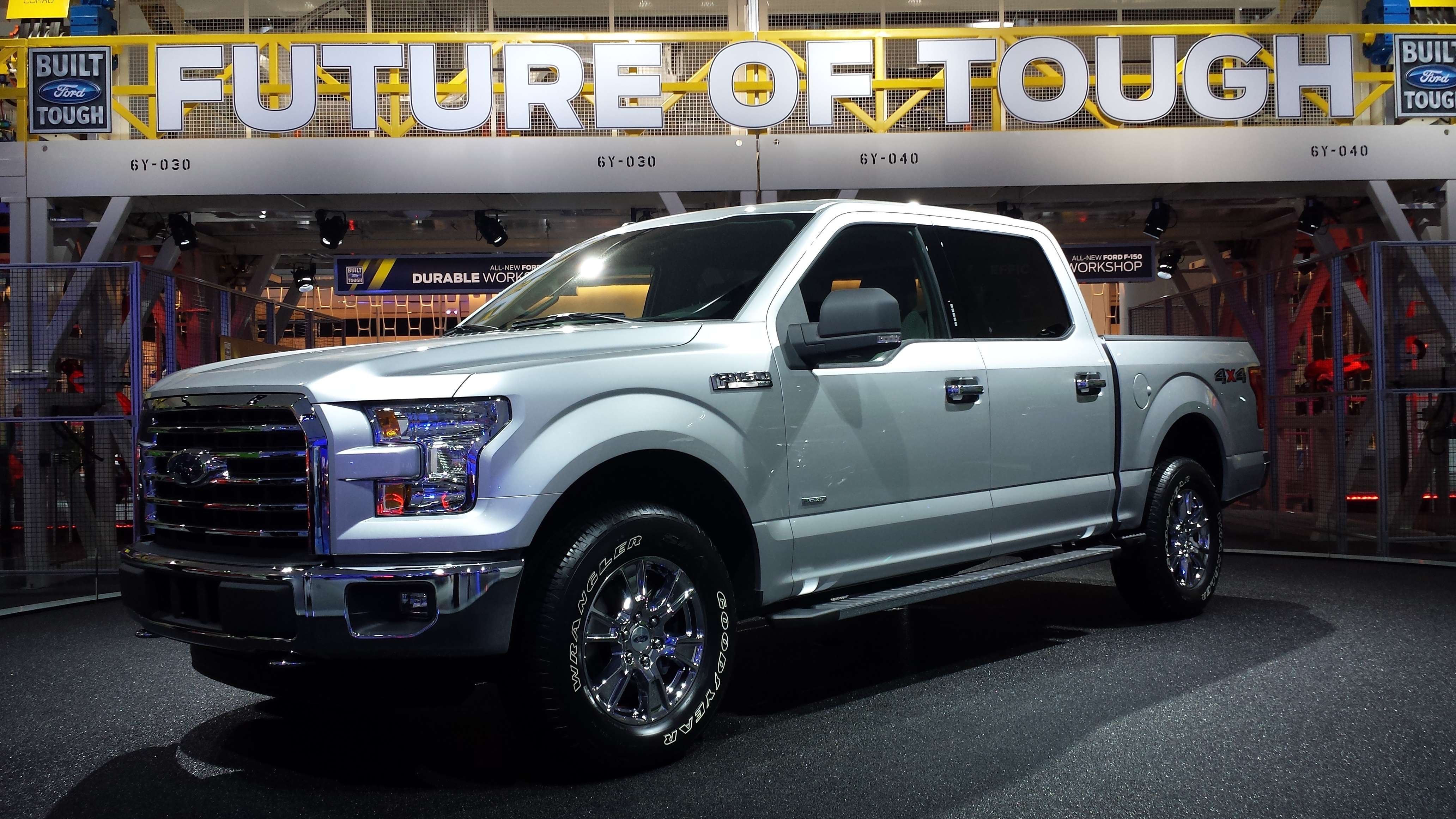 2015 Ford F 150 Bowl Game Ads Will Focus On New Future Of Tough