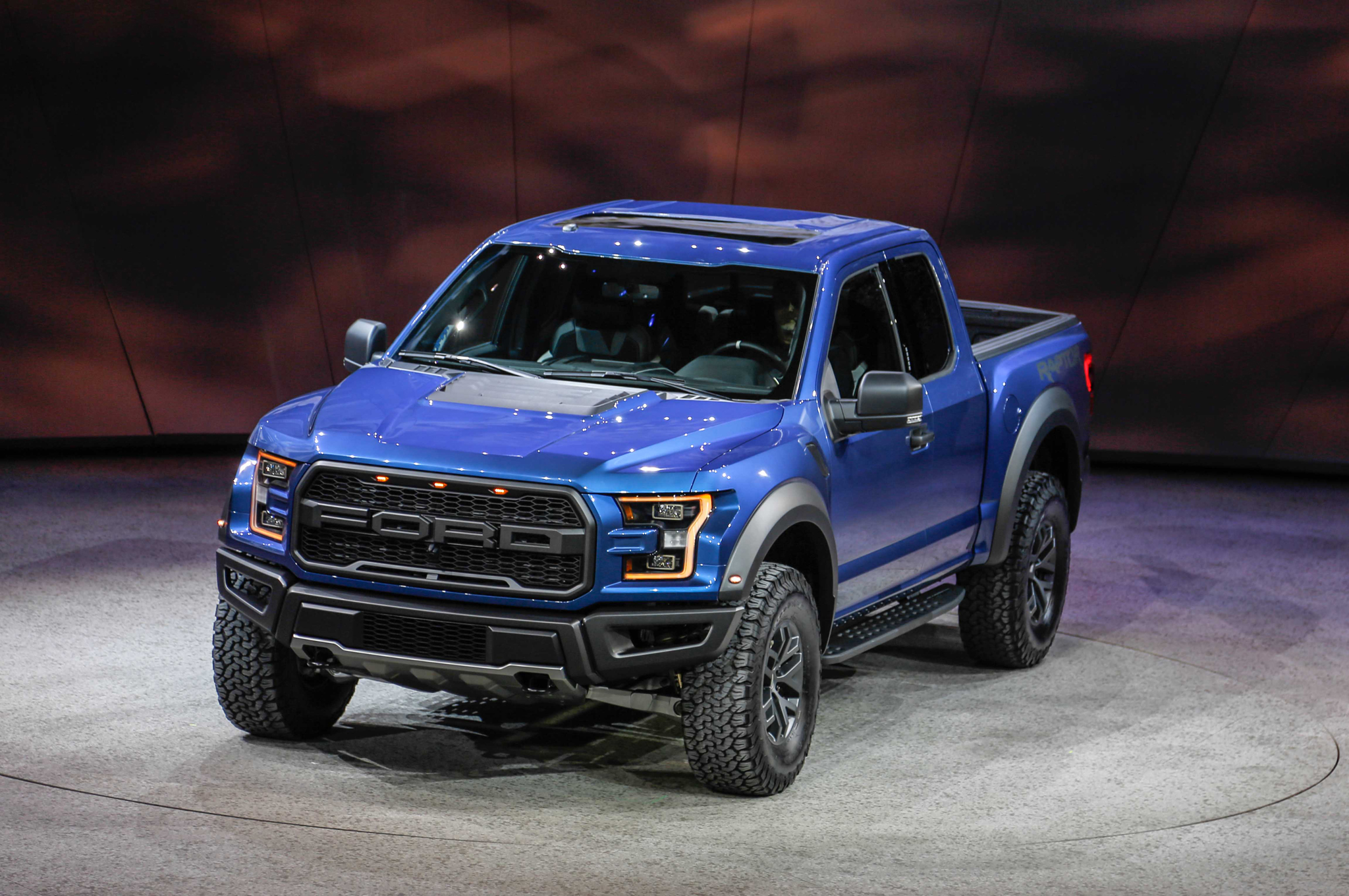 Ford Exec Spills Beans Says 2017 Ford F 150 Raptor Has 450 Hp