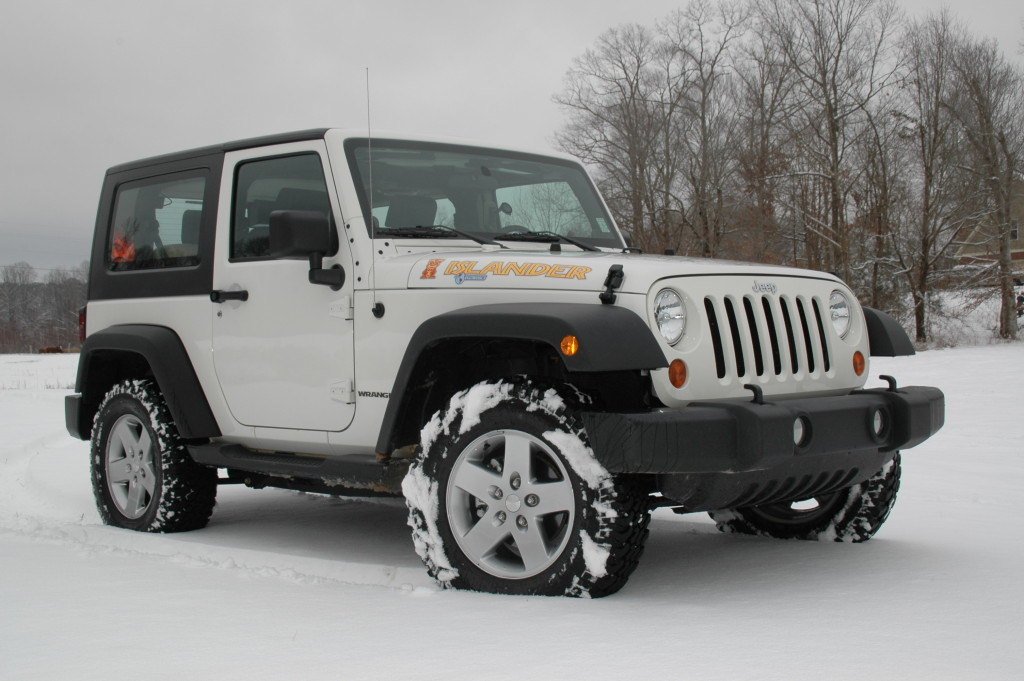 ... jeep would be selling a refreshed version of the jeep wrangler in 2017