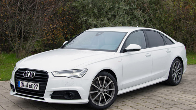 2016 Audi A6 Named Top Safety Pick+ by IIHS