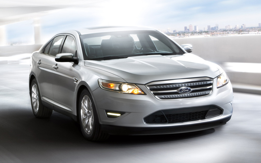 2016 Ford Taurus Will Be Unveiled at Shanghai Auto Show