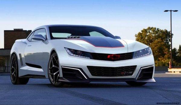 2016 Chevrolet Camaro is 28 Percent Stiffer than Outgoing Model