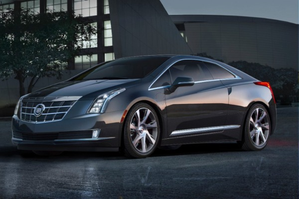 Cadillac Reduces Price of ELR Plug-in by $10,000 Due to Slow Sales