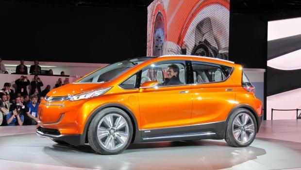 Despite Confusion, GM Will Stick with Chevrolet Bolt as Future EV's Name