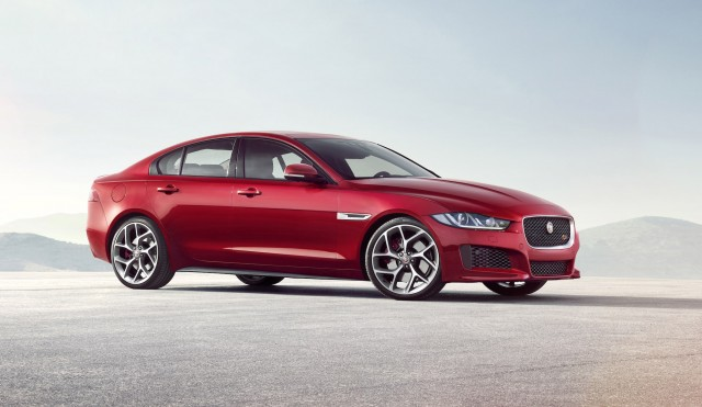 Details on 2017 Jaguar XE's U.S. Powertrains Revealed