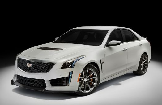 2016 Cadillac CTS-V Price is Official, and it Won't Come Cheap