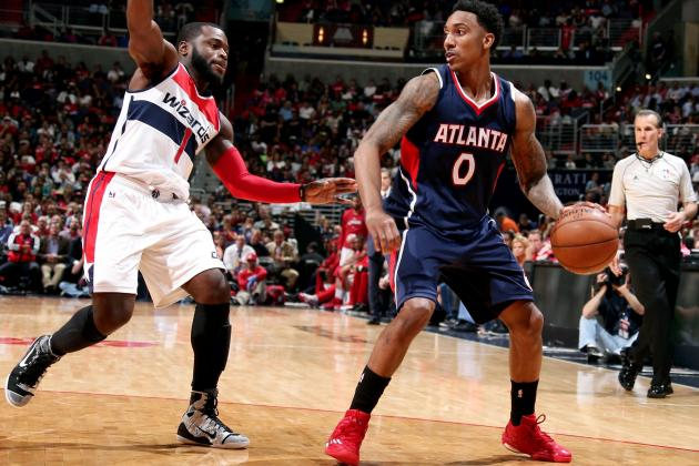 NBA – Atlanta Hawks Even Series with Washington Wizards with 106-101 Win