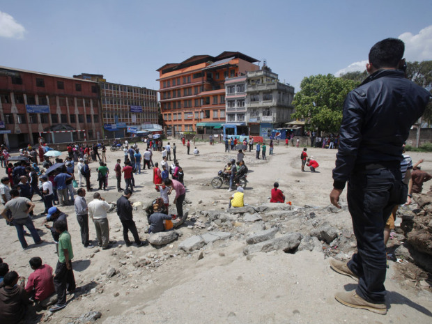 Nepal Jolted by New Intensity 7.3 Quake