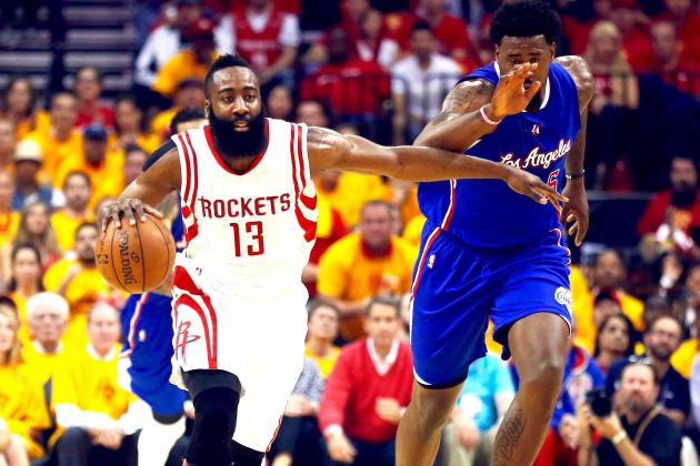 Houston Rockets Stay Alive, Win Game 5 Against LA Clippers, 124-103