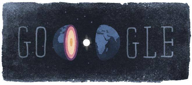 Google Doodle Pays Homage to Seismologist Inge Lehmann