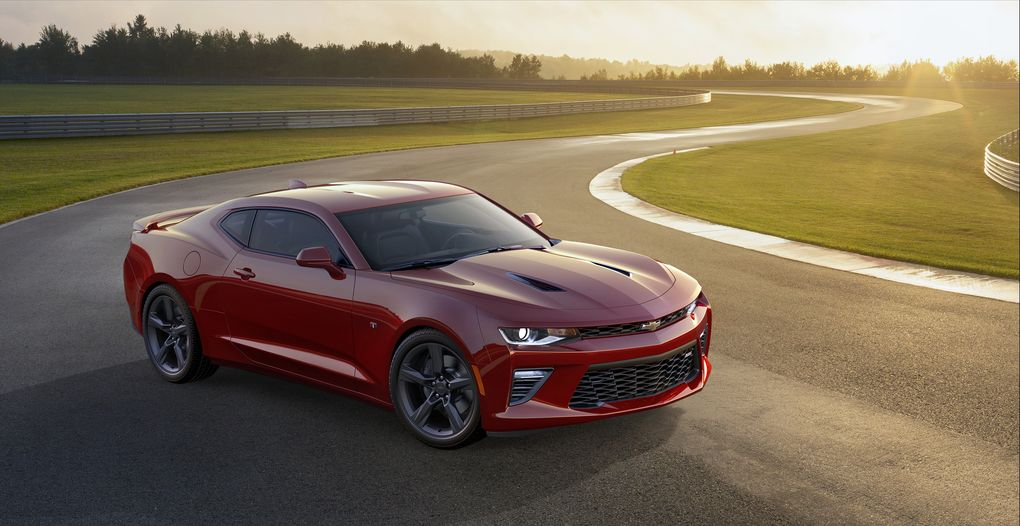 2016 Chevrolet Camaro Launched at Belle Isle - A Pony Car for Today's Changed Times