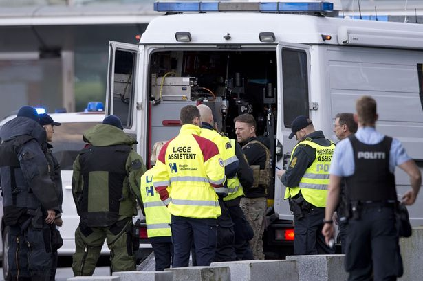 Cops arrest bomb threat suspects at Copenhagen airport