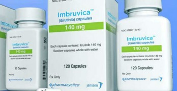 Imbruvica reduces death risk in new leukemia patients